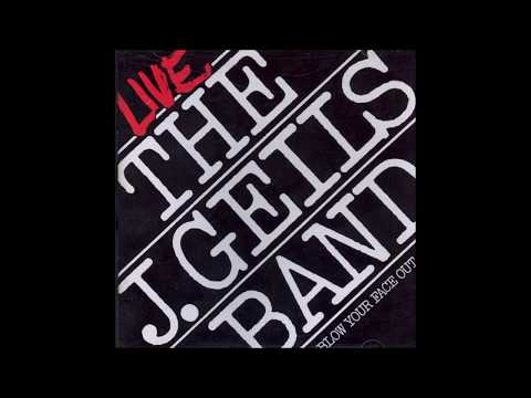 The J. Geils Band - Must of Got Lost (Live Version with Intro)