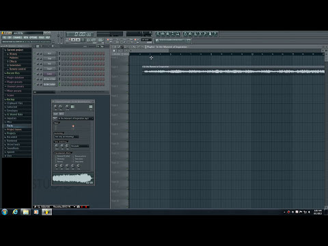 FL Studio Tutorial - 12 - Adding External Audio Clips