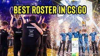 The BEST roster in CS:GO HISTORY? - IEM Chicago 2019
