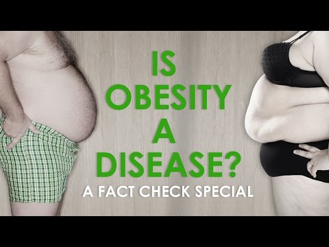 Fact Check special: Is obesity a disease?