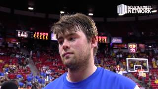 Quarterfinal Game 1 Post Game: Nick Duncan Interview
