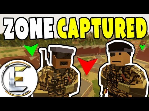 Zone Captured! - Unturned Military RP (Trying To Capture The Biggest Town In Afghanistan) thumbnail