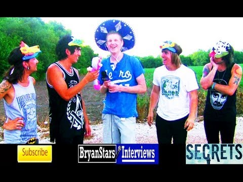 SECRETS Interview #2 MUST SEE 2012