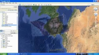 Proof God is real google earth images Jesus' face