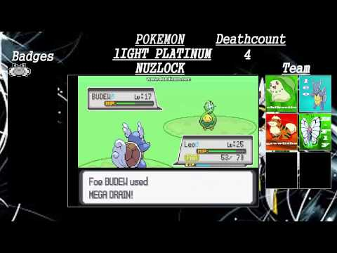Pokemon Light Platinum - pokemon light platinum nuzlock episode 4 _spree continues_ - User video