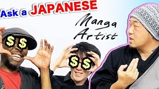 Money in Manga?