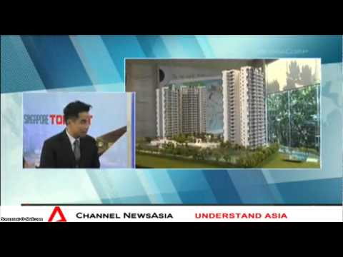 Getty Goh on Channel News Asia - Business Tonight on 25 July 2014