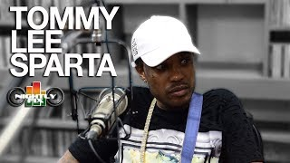 Tommy Lee Sparta talks Alkaline war, loyalty to Kartel + scamming charges