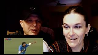 Most Emotional Cricket Video Ever | Best Tribute to Indian Legends | American Reaction