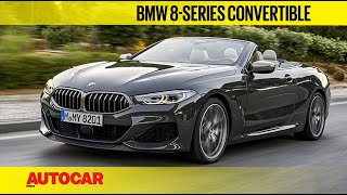 BMW 8-series Convertible | First Drive Review | Autocar India