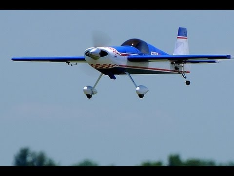 RC MODEL SEAGULL EXTRA 260 RC ARF BUILD AND FLIGHT REVIEW AIRCRAFT by Roy Dawson Realtor