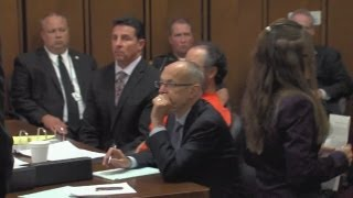 Amanda Berry's sister, Beth Serrano, speaks on her behalf