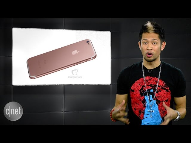 Apple Byte - iPhone 7 rumors point to a flush rear camera and all-metal look