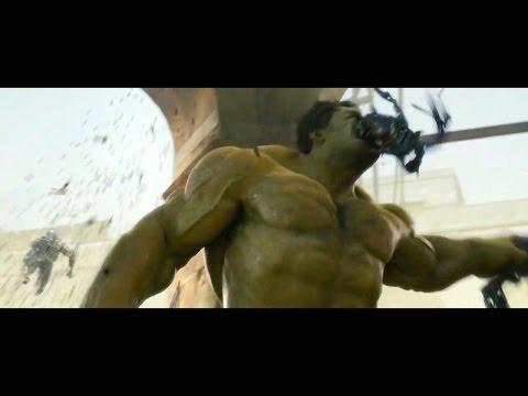 Hulk Smash Scenes - Age of Ultron HD thumbnail