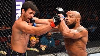 Top Finishes: Yoel Romero
