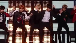 Màn biểu diễn Sorry Sorry Của BTS vs Lee Teuk-SuperJunior