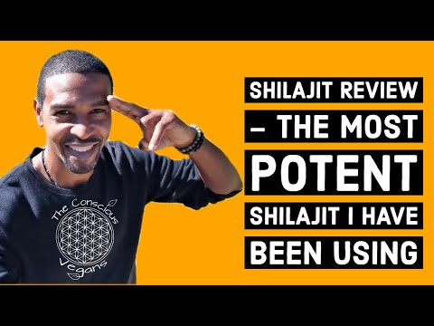Shilajit Review : The most potent shilajit I have been using for 3 years aka moomiyo thumbnail