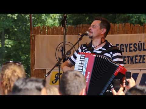 Márió, A Harmonikás - Készülj Hozom A Boldogságot (Zalakomár)