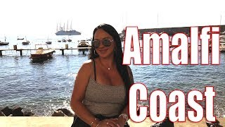 The Amalfi Coast - Positano Praiano Amalfi with Mariah Milano!