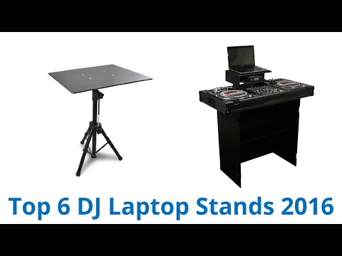 6 Best DJ Laptop Stands 2016