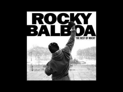 Gonna Fly Now (Theme Song from Rocky) w/ Lyrics
