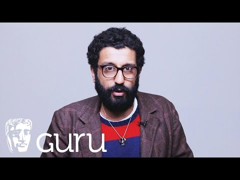60 Seconds With...Adeel Akhtar