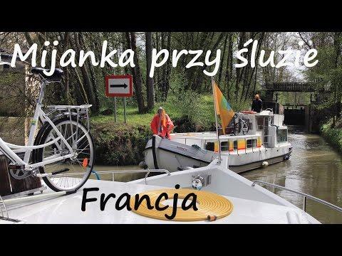 Barka Turystyczna We Francji