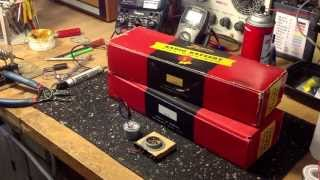 Build a Working Battery for your Zenith Trans-Oceanic Part 1