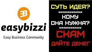 Easybizzi СУТЬ ИДЕИ Отзывы Презентация Заработок биткоинов Бизнес в интнрнете МЛМ Автоматизация млм