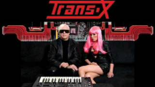Living on Video - Trans-X French version - Version francesa Francaise from Musart Records Mexico