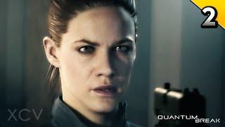 Quantum Break Walkthrough Gameplay Part 2 · Act 1 / Part 2: Campus Escape | PC Xbox One