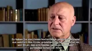 WLAN, Mikrowellen und die Auswirkungen auf unsere Gesundheit  - Barrie Trower   deutsche Untertitel