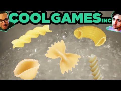"Griffin and Nick Make ""Grandma Wants It Al Dente"" — CoolGames Inc"
