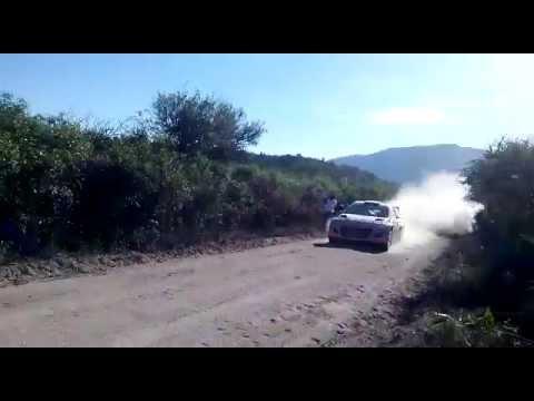 Rally Argentina 2015 - Radio Conlara Córdoba -Vídeo 10