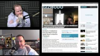 Insanely Great Show - FaceTime on AT&T, Evil Geniuses, Apple v Samsung, Angry Email, Facebook App