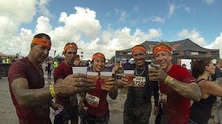Tough Mudder 2013 - Houston, TX