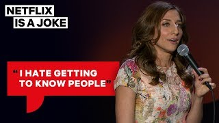 Don't Try to Hug Chelsea Peretti | Netflix Is A Joke