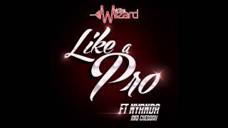 LIKE A PRO - The Wizard ft Nyanda & Chedda