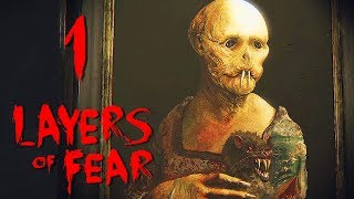 LAYERS OF FEAR - PINTANDO O MEDO ! - PARTE 1