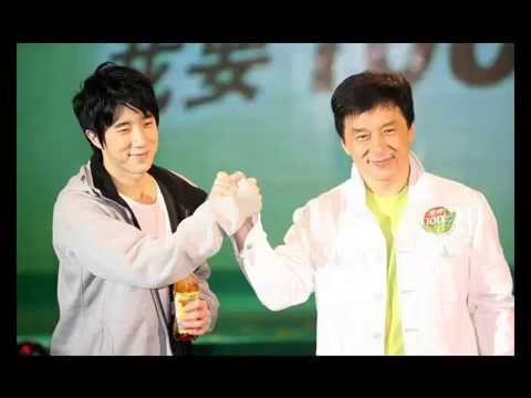 Jackie Chan's SON Jaycee in Drug Arrest