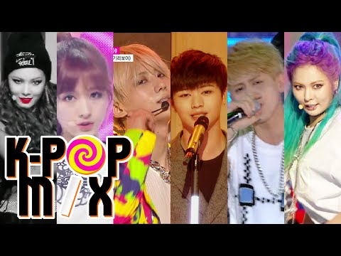 [K-pop Mix] 2015 CUBE ENT Artist Compilation Vol.1