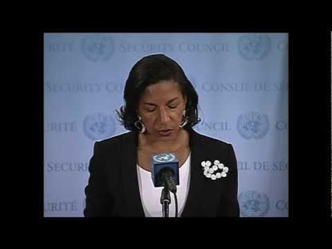 WORLDMAGNUM: SYRIA, SOUTH SUDAN & SUDAN: U.N. SECURITY COUNCIL: 11 APRIL 2012