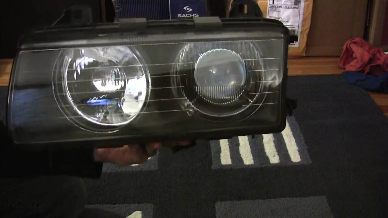 Bmw E36 Lighting For Noobs Part 1 Of 4 Youtube