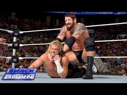 Dolph Ziggler vs. Bad News Barrett: SmackDown, June 20, 2014