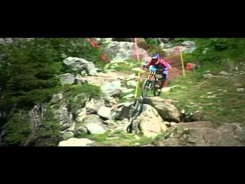 Châtel Mountain Style 2012 : Brandon Semenuk