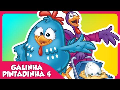 Galinha Pintadinha 4 - Clipe Música Oficial - Galinha Pintadinha DVD 4