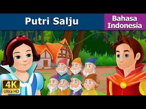 Putri Salju dan Tujuh Kurcaci | Dongeng bahasa Indonesia | Dongeng anak | Indonesian Fairy Tales