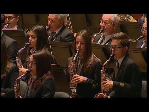 Banda Sinfónica Círculo Católico de Torrent. XXXVIII Certamen Provincial de Bandas de Valencia.