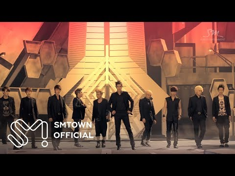 Super Junior_Sexy, Free &amp; Single_Music Video