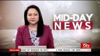 English News Bulletin – Feb 20, 2018 (1 pm)